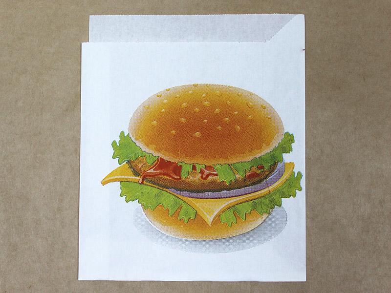 Уголок для гамбургеров